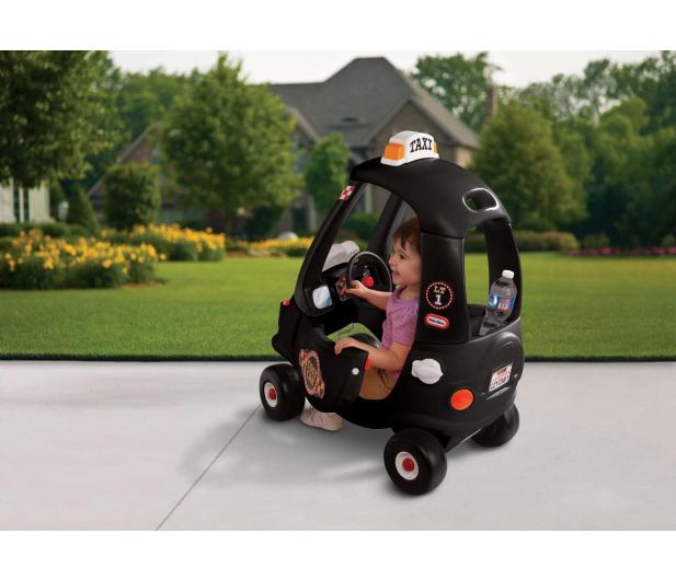 Little Tikes Jeździk Cozy Coupe taksówka czarna - 350643 - zdjęcie 4