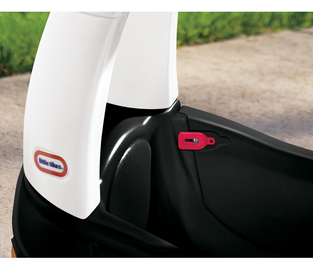 Little Tikes Jeździk Cozy Coupe Radiowóz - 350645 - zdjęcie 6