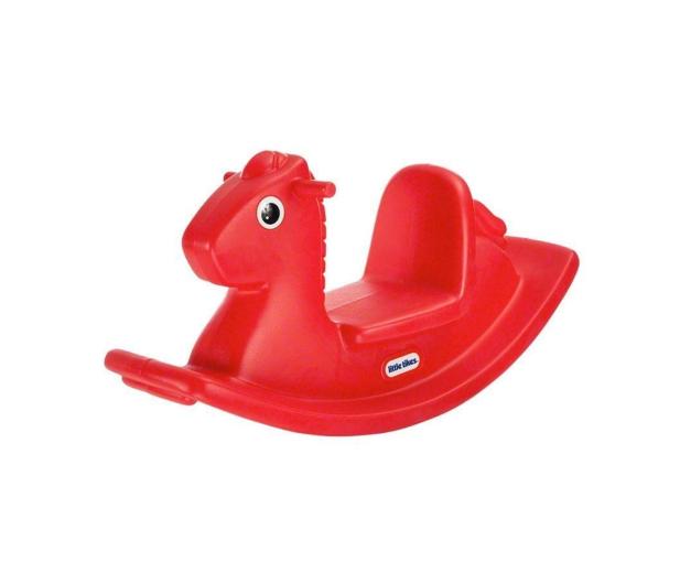 Little Tikes Koń na Biegunach Czerwony - 350636 - zdjęcie 2