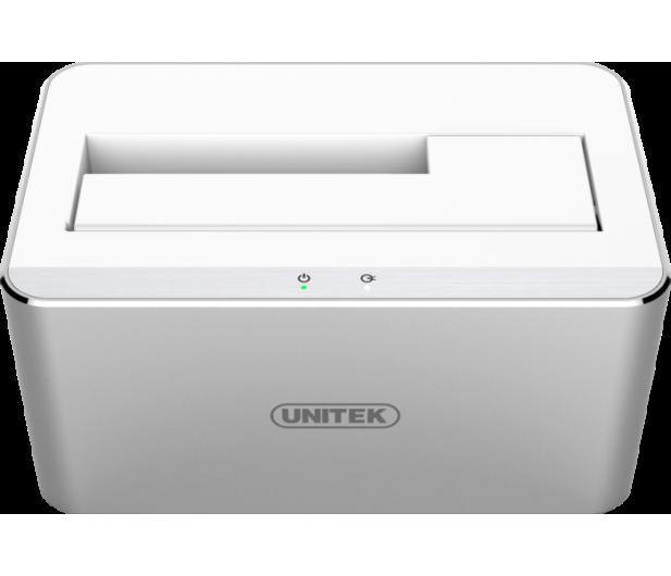"""Unitek Stacja dokująca 2.5""""/3.5"""" HDD/SSD USB 3.0 - 352142 - zdjęcie 2"""