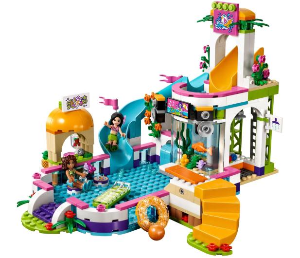 LEGO Friends Basen w Heartlake - 343307 - zdjęcie 3