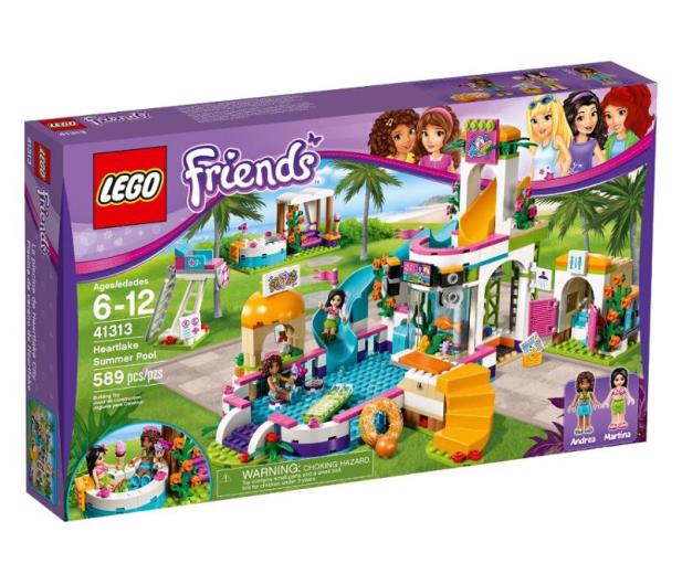 LEGO Friends Basen w Heartlake - 343307 - zdjęcie