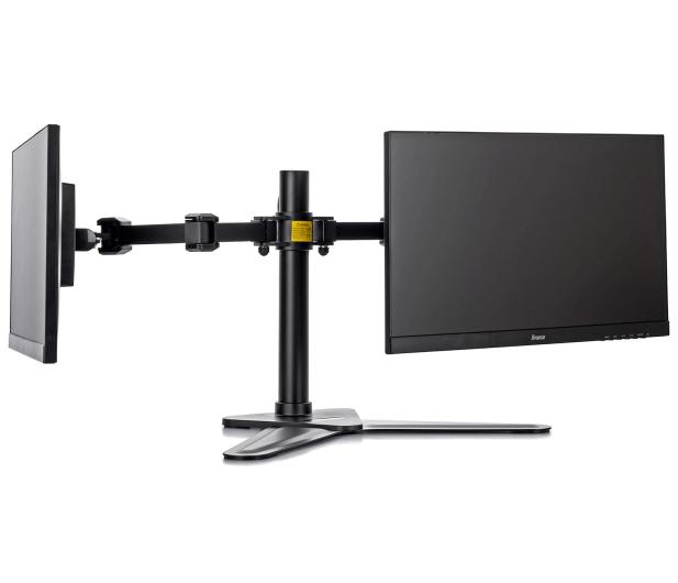 iiyama Podwójny stojak montażowy do monitorów - 349198 - zdjęcie