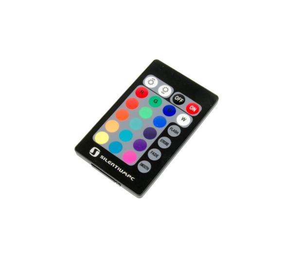 SilentiumPC Aurora II Remote RGB-302 - 355558 - zdjęcie 3