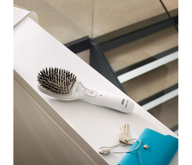 Braun Szczotka IONTEC BR750 z naturalnym włosiem  - 266333 - zdjęcie 6