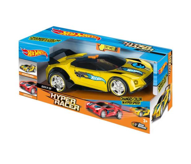 Dumel Toy State Hot Wheels Hyper Racer Quick'n Sik 90533 - 357128 - zdjęcie 2
