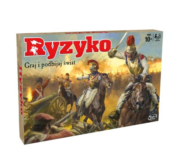Hasbro Ryzyko - 357592 - zdjęcie 2