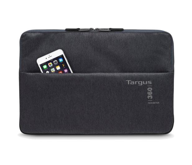 """Targus 360 Perimeter 13-14"""" Laptop Sleeve hebanowy - 357863 - zdjęcie 2"""