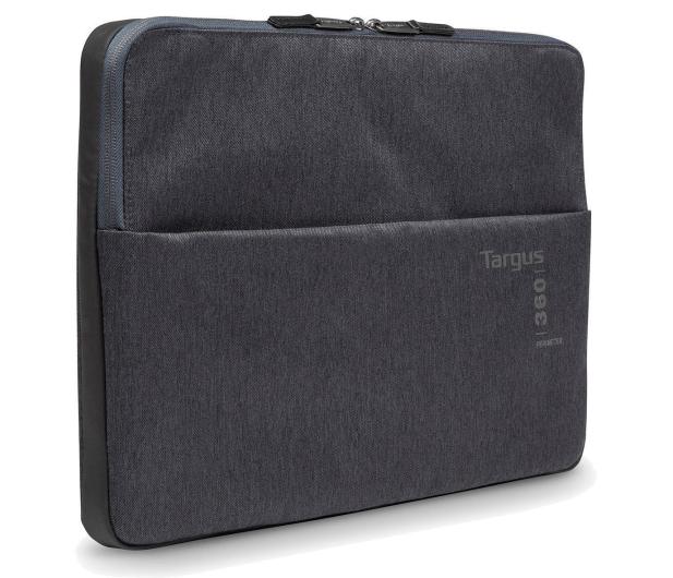 """Targus 360 Perimeter 13-14"""" Laptop Sleeve hebanowy - 357863 - zdjęcie"""