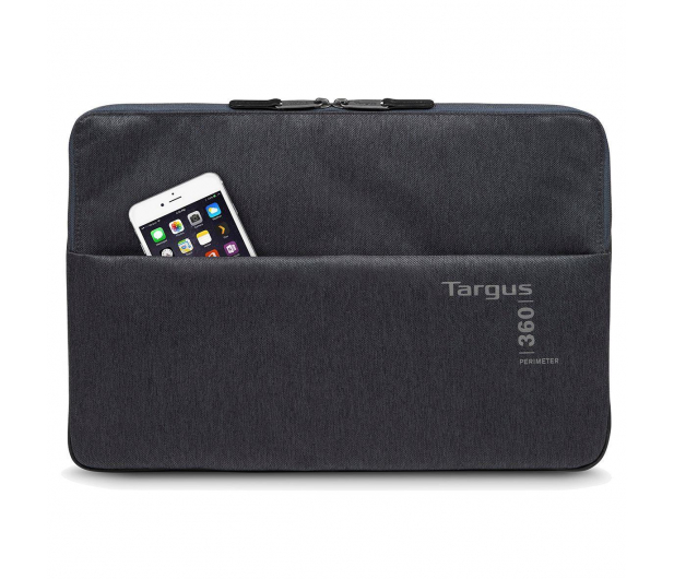 """Targus 360 Perimeter 15.6"""" Laptop Sleeve hebanowy - 357869 - zdjęcie 2"""
