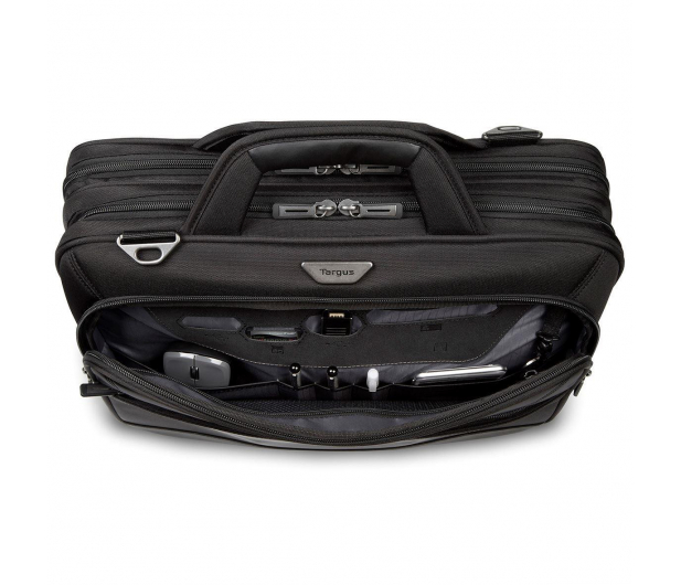 Targus Mobile VIP Large Topload Laptop Case czarny - 357874 - zdjęcie 4