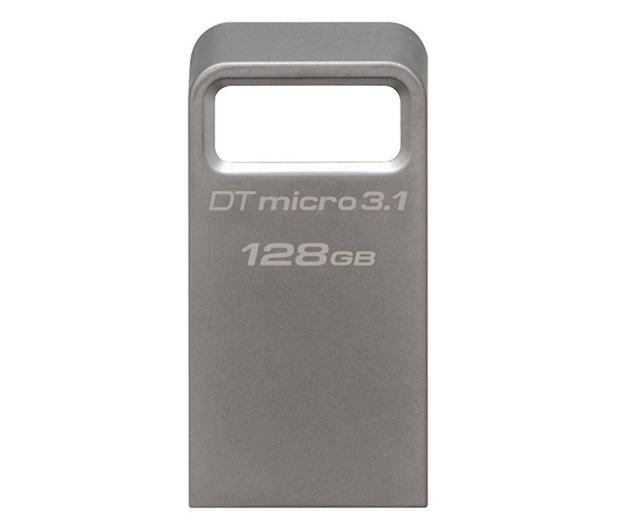 Kingston 128GB DataTraveler Micro 3.1 (USB 3.1) 100MB/s  - 286795 - zdjęcie