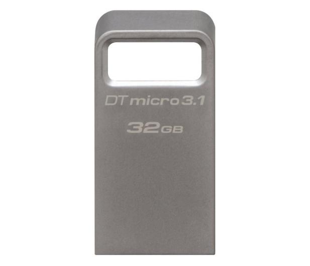 Kingston 32GB DataTraveler Micro 3.1 (USB 3.1) 100MB/s - 247147 - zdjęcie