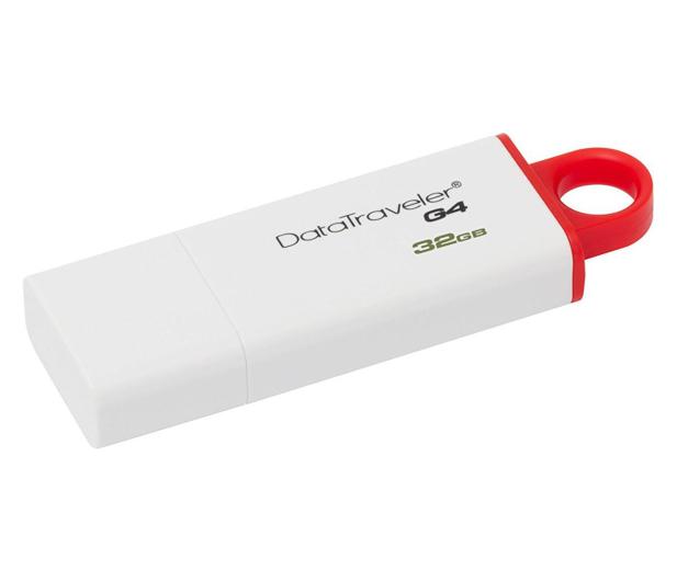 Kingston 32GB DataTraveler I G4 (USB 3.0) - 163116 - zdjęcie