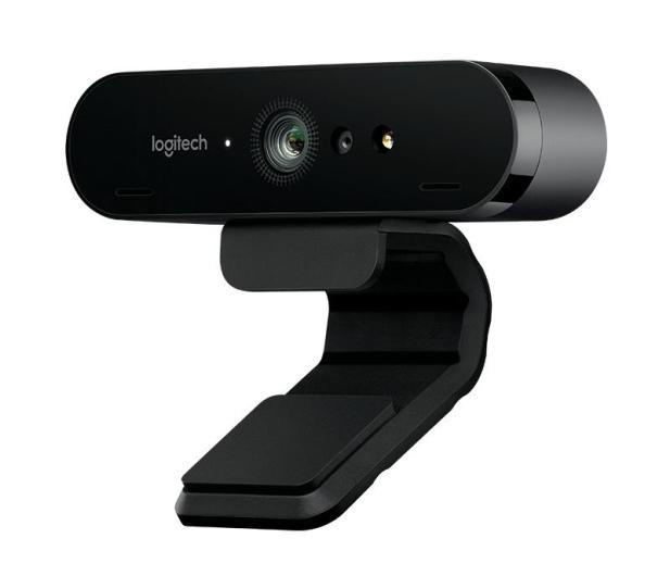 Logitech BRIO Webcam 4K - 353158 - zdjęcie 2