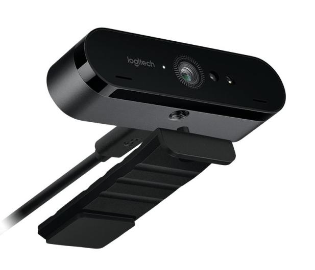Logitech BRIO Webcam 4K - 353158 - zdjęcie 3
