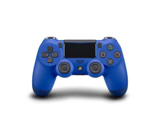 Sony PlayStation 4 DualShock 4 Wave Blue V2 - 360519 - zdjęcie
