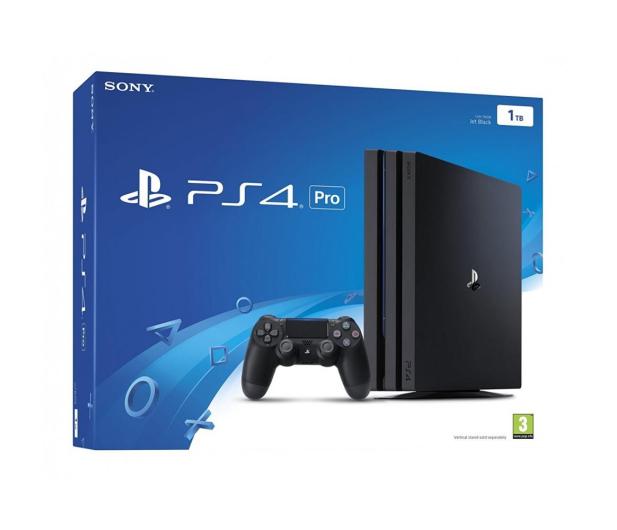 Sony Playstation 4 Pro 1 TB + Days Gone - 491310 - zdjęcie 6