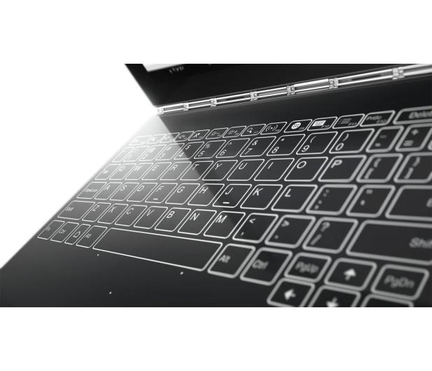 Lenovo YOGA Book x5-Z8550/4GB/64GB/Win10Pro LTE Czarny - 386093 - zdjęcie 5