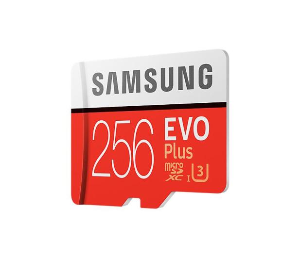 Samsung 256GB microSDXC Evo Plus zapis 90MB/s odcz 100MB/s - 360786 - zdjęcie 4