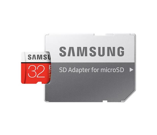 Samsung 32GB microSDHC Evo Plus zapis20MB/s odczyt95MB/s  - 360783 - zdjęcie 5