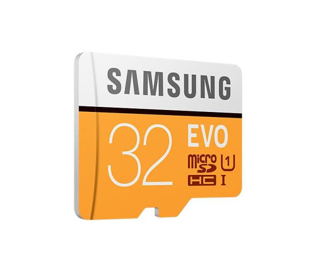 Samsung 32GB microSDHC Evo zapis 20MB/s odczyt 95MB/s  - 360771 - zdjęcie 2