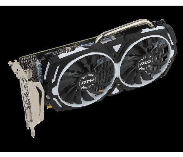 MSI Radeon RX 570 ARMOR OC 4GB GDDR5  - 361517 - zdjęcie 4