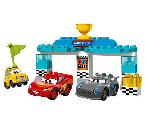 LEGO DUPLO Disney Cars Wyścig o Złoty Tłok - 362451 - zdjęcie 2