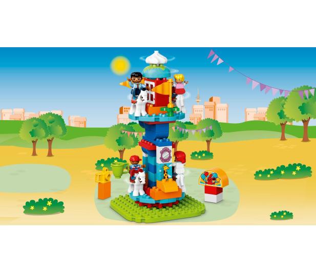 Lego Duplo Wesołe Miasteczko Klocki Lego Sklep Internetowy Alto