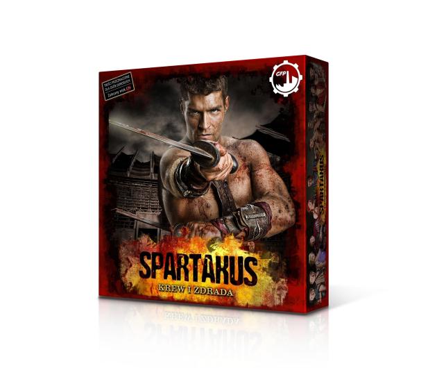 Games Factory Spartakus: Krew i Zdrada - 362665 - zdjęcie 2