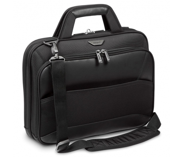 "Targus Mobile VIP Topload Laptop Case czarny 12-14"" - 357875 - zdjęcie 2"