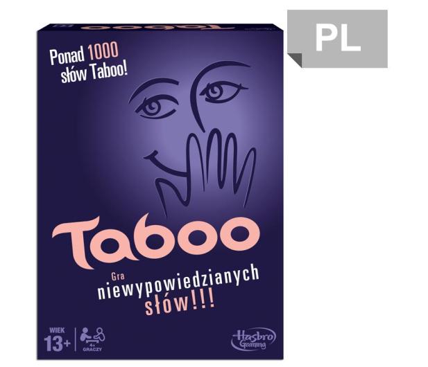 Hasbro Taboo - 162697 - zdjęcie