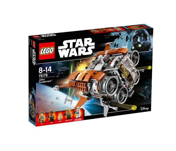 LEGO Star Wars Quadjumper z Jakku - 363068 - zdjęcie
