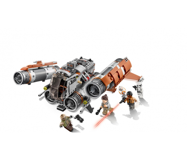 LEGO Star Wars Quadjumper z Jakku - 363068 - zdjęcie 4