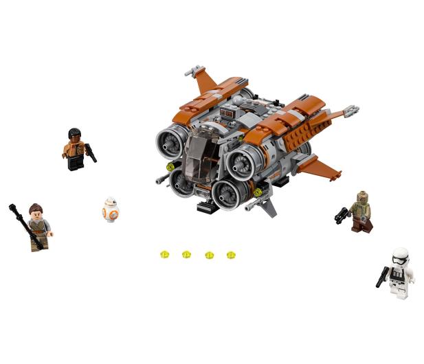 LEGO Star Wars Quadjumper z Jakku - 363068 - zdjęcie 5