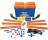 Hot Wheels Zestaw Kaskaderskie pętle pomarańczowe - 404644 - zdjęcie 1
