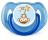 Philips Avent Smoczek Ortodontyczny 6-18m+ 2szt Niebieski - 409859 - zdjęcie 2