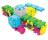 CLICS Wiaderko 8 w 1 - Glitter - 404962 - zdjęcie 3