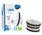 Brita Universal MicroDisc Fill & Go dysk wymienny 3 szt. (4006387046040)