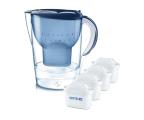 Filtracja wody Brita Marella XL 3,5l niebieski + 4 wkłady MAXTRA Plus