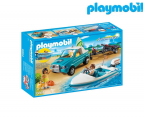 PLAYMOBIL Surfer-Pickup z motorówką (6864)