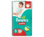 Pampers Pieluchomajtki Active Baby 5 Junior 12-18kg 48szt (4015400672906 Pants)