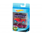 Hot Wheels Samochodziki 3pak MIX (K5904)