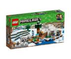 LEGO Minecraft Igloo niedźwiedzia polarnego (21142)