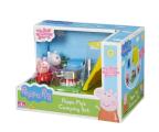 TM Toys Świnka Peppa Zestaw Kemping +Figurki (PEP06389)