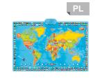 Zabawka interaktywna Dumel Discovery Interaktywna Mapa Świata 60853