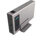 "Unitek Obudowa na 2x dysk 2.5"" (USB 3.1, RAID) (Y-3371)"