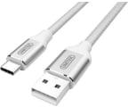 Unitek Kabel USB 2.0 - USB-C 1m (Y-C4025ASL)