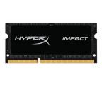 HyperX 8GB (1x8GB) 1866MHz CL11 Impact Black  (HX318LS11IB/8)