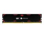 GOODRAM 8GB (1x8GB) 2400MHz CL15 IRIDIUM Black  (IR-2400D464L15S/8G)
